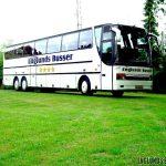 Buskørsel & Bustransport | Slagelse, København & Sjælland, Mercedes bus