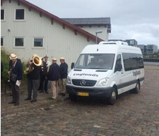 Busudlejning hos Englunds Busser, tilbud på bustransport, minibus billede
