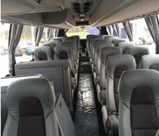 Busudlejning hos Englunds Busser, tilbud på bustransport,l, turistbus billede